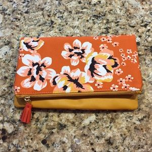 Rachel Pally Reversible Clutch NWOT